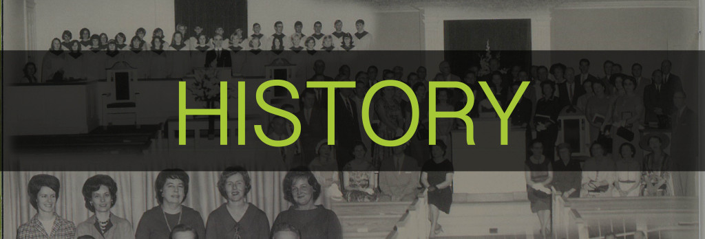History banner